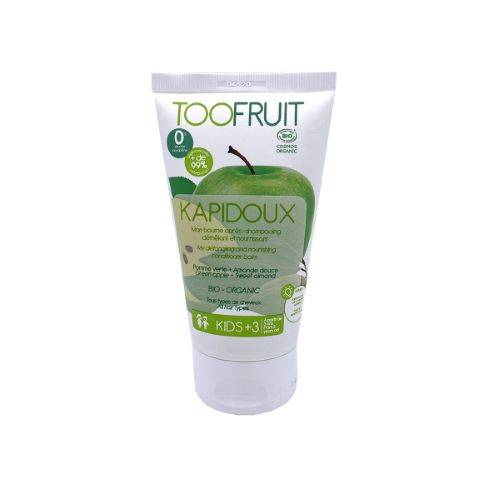 Toofruit Baume Après Shampooing Démêlant Kapidoux TooFruit 150ml