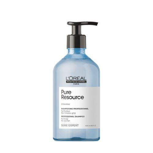 L'Oreal Professionnel Pure Ressource Shampoing Pour Cheveux Gras L'Oréal 500ml