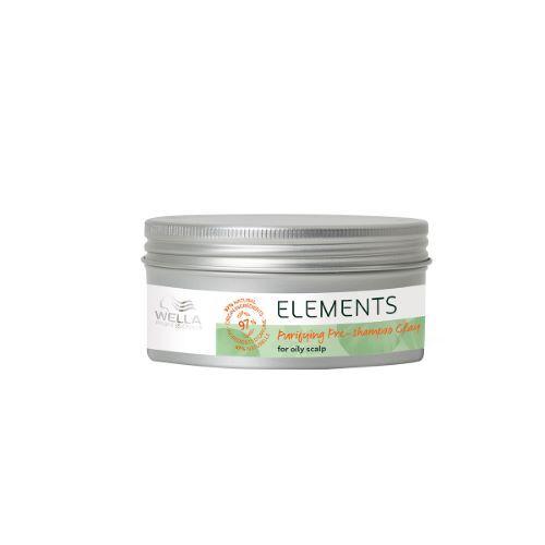 Wella Elements Argile pré-shampoing Purifying Wella 225ml