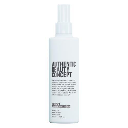 ABC Spray-Soin Hydratant Cheveux Secs Authentic Beauty Concept 250ml