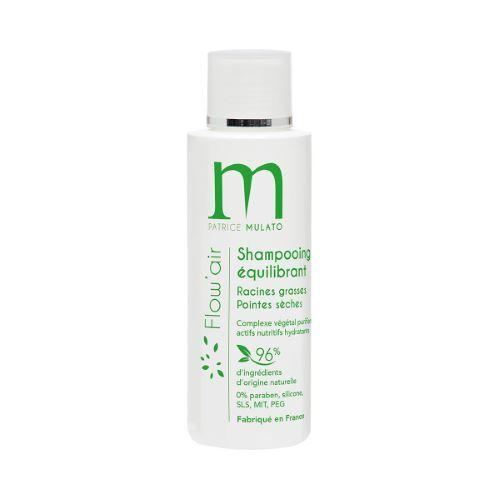 Mulato Shampooing Équilibrant Cheveux Gras Flow Air Mulato 50ml