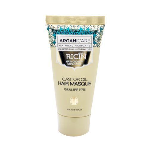 Arganicare Hair Masque Huile De Ricin Arganicare 50ml