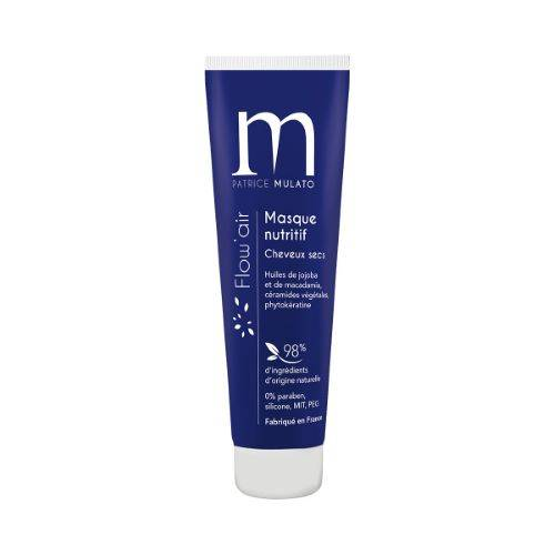 Mulato Masque Nutritif Cheveux Secs Flow Air Mulato 30ml