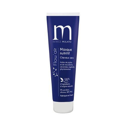 Mulato Masque Nutritif Cheveux Secs Flow Air Mulato 30ml