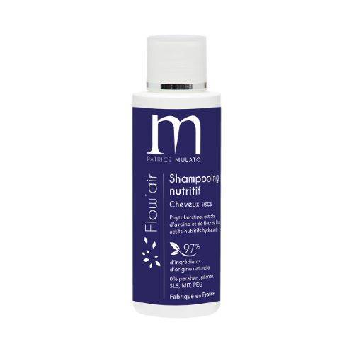 Mulato Shampooing Nutritif Cheveux Secs Flow Air Mulato 50ml