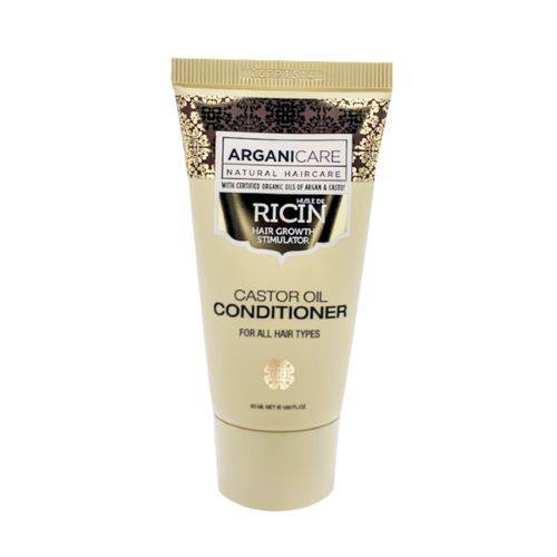 Arganicare Conditioner Huile De Ricin Arganicare 50ml
