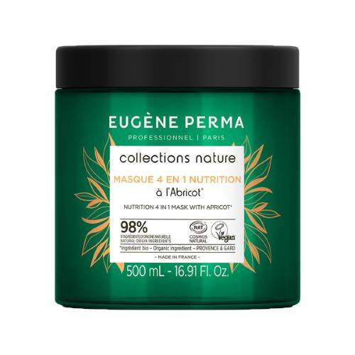 Eugene Perma Masque 4 en 1 Nutrition Abricot 500ml