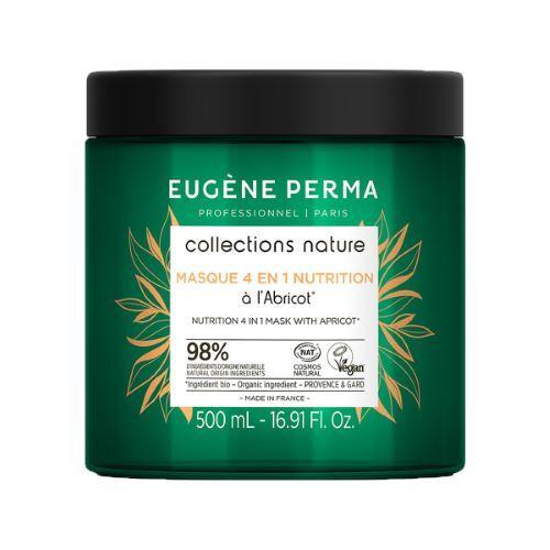 Eugene Perma Masque 4 en 1 Nutrition Abricot 500ml
