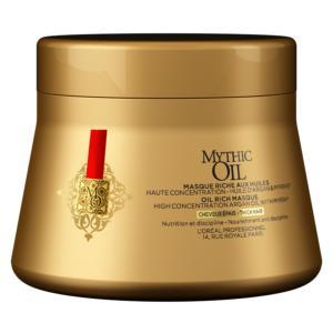 L'Oreal Professionnel Masque Riche Mythic Oil Cheveux Épais 200ml