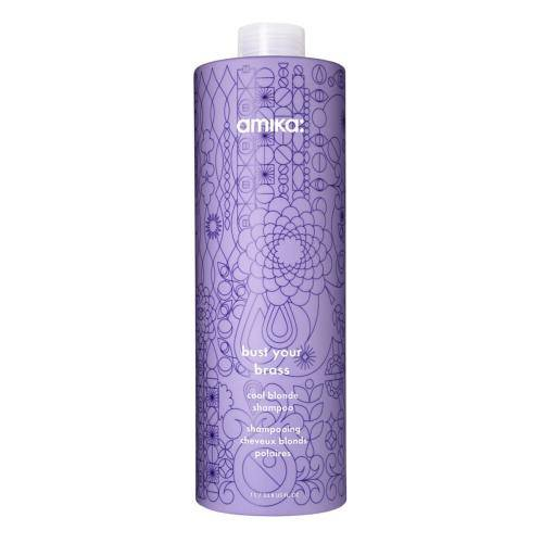 amika Shampooing Bust Your Brass Cool Blond amika 1000ml