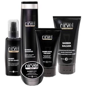 Nirvel Barber Kit Premium Nirvel Men - 5 Produits
