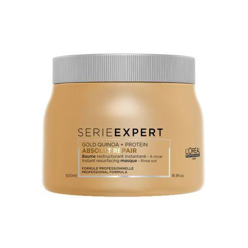 L'Oreal Professionnel Masque Absolut Repair Gold Quinoa 500ml