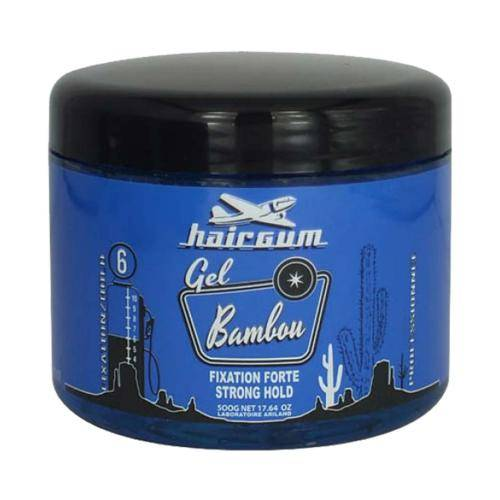 hairgum Gel Bambou Fixation Forte Hairgum 500 g