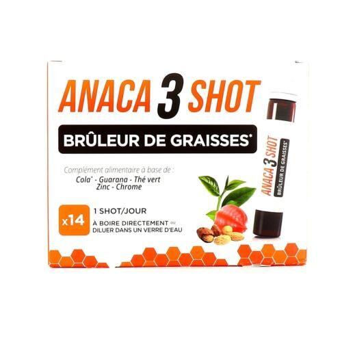Anaca3 Shot Brûleur de Graisses ...
