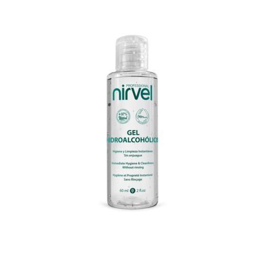 Nirvel Gel Hydroalcoolique Professionnel 60ml - Nirvel