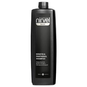 Nirvel Shamp Keratin & Panthenol Nirvel 1000ml