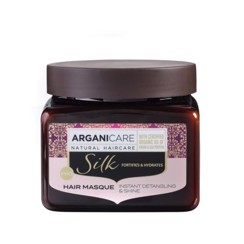 Arganicare Masque Protéine de Soie Arganicare 500ml
