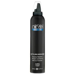 Nirvel Mousse Fixation Forte Nirvel 300ml
