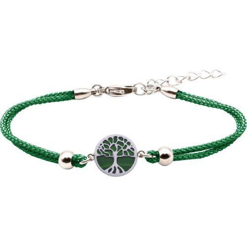 Bijoux Bracelet Arbre de Vie Malachite - LABISE