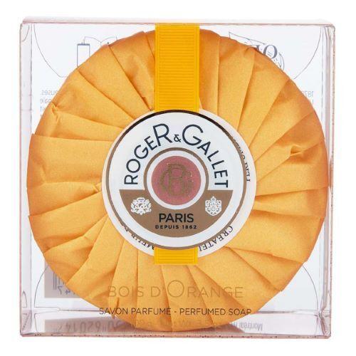 ROGER GALLET Savon Frais Boîte Cristal Bois d'Orange Roger Gallet - 100g
