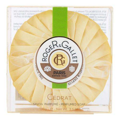 ROGER GALLET Savon Frais Boîte Cristal Cédrat Roger Gallet - 100g