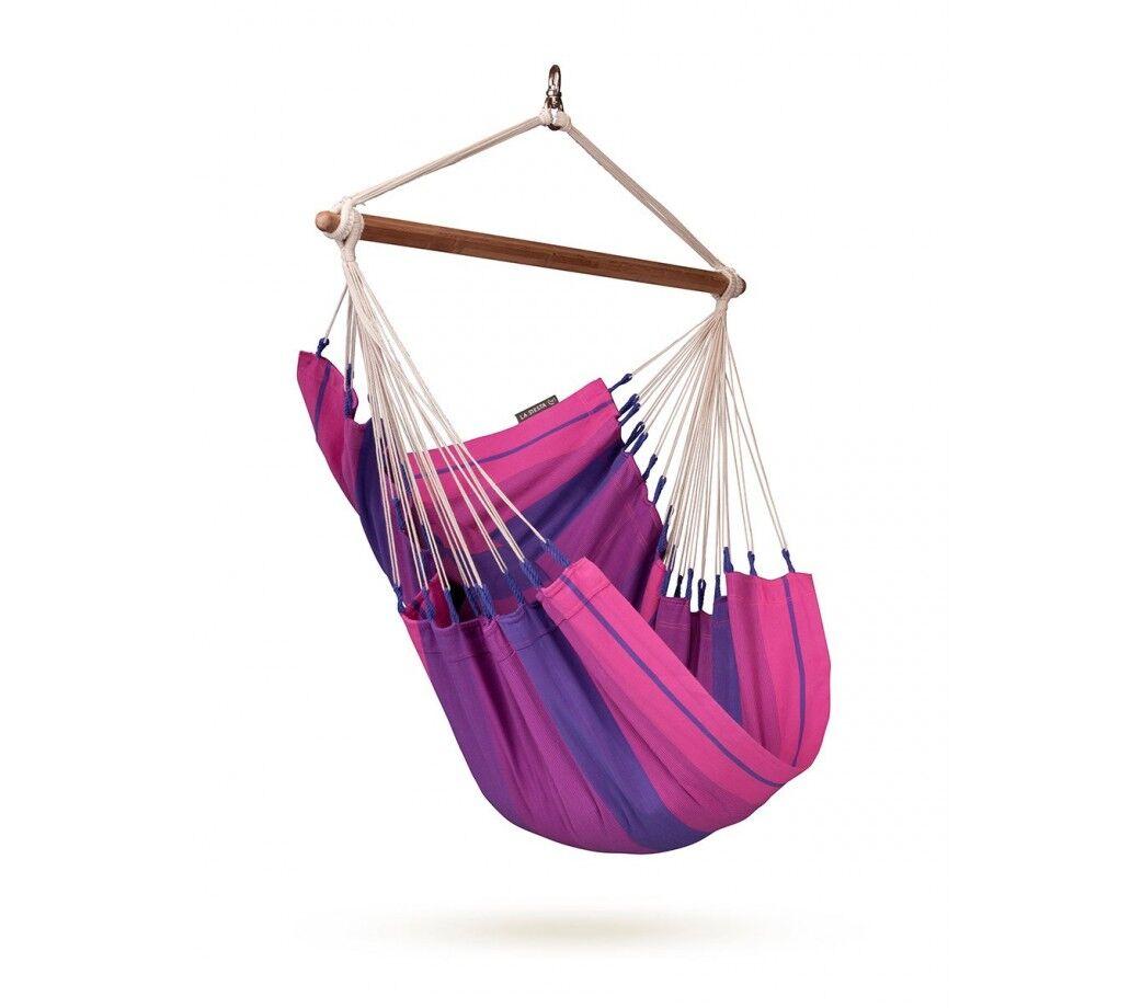 La Siesta Orquidea Purple : hamac chaise Basic
