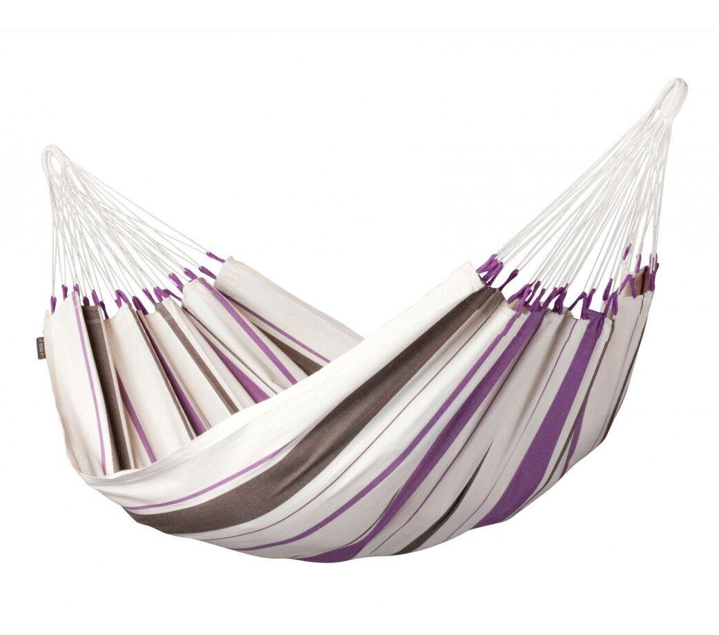 La Siesta hamac Caribena Purple Simple