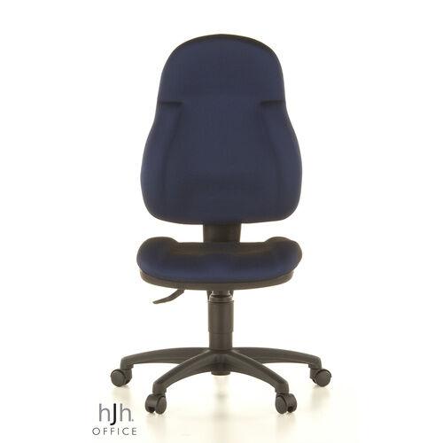 Topstar WELLPOINT 10 - Siège de bureau à domicile bleu tissu