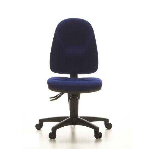 Topstar POINT 20 - Siège de bureau à domicile bleu tissu