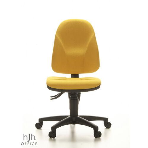 Topstar POINT 20 - Siège de bureau à domicile jaune tissu