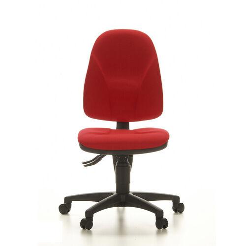Topstar POINT 20 - Siège de bureau à domicile rouge tissu