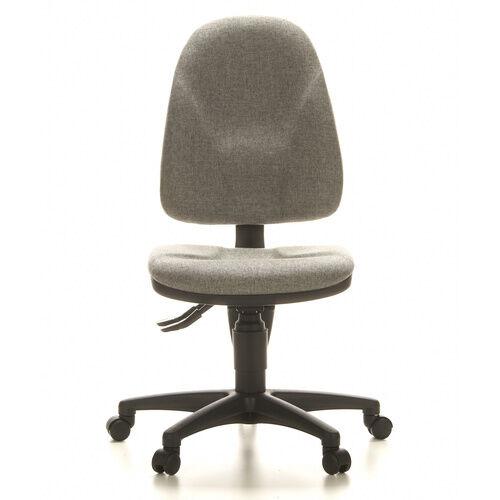 Topstar POINT 20 - Siège de bureau à domicile gris tissu