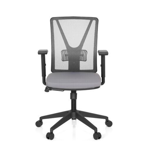 hjh OFFICE CARLOW - Siège de bureau à domicile Gris