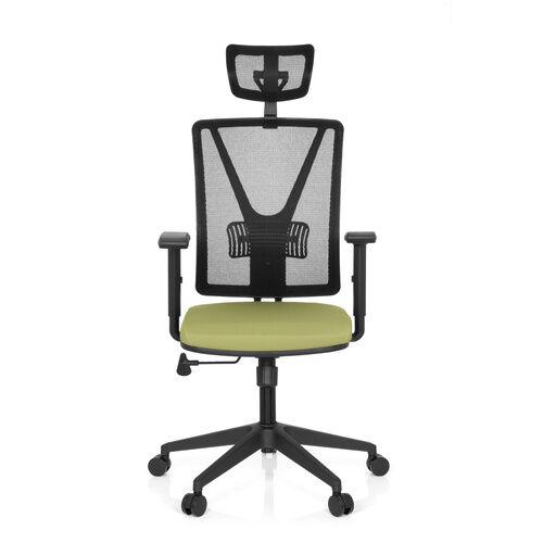 hjh OFFICE CARLOW PRO - Siège de bureau à domicile Vert