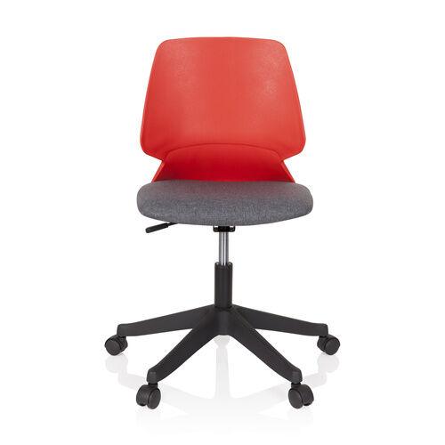 hjh OFFICE SISCA - Siège de bureau à domicile rouge / gris