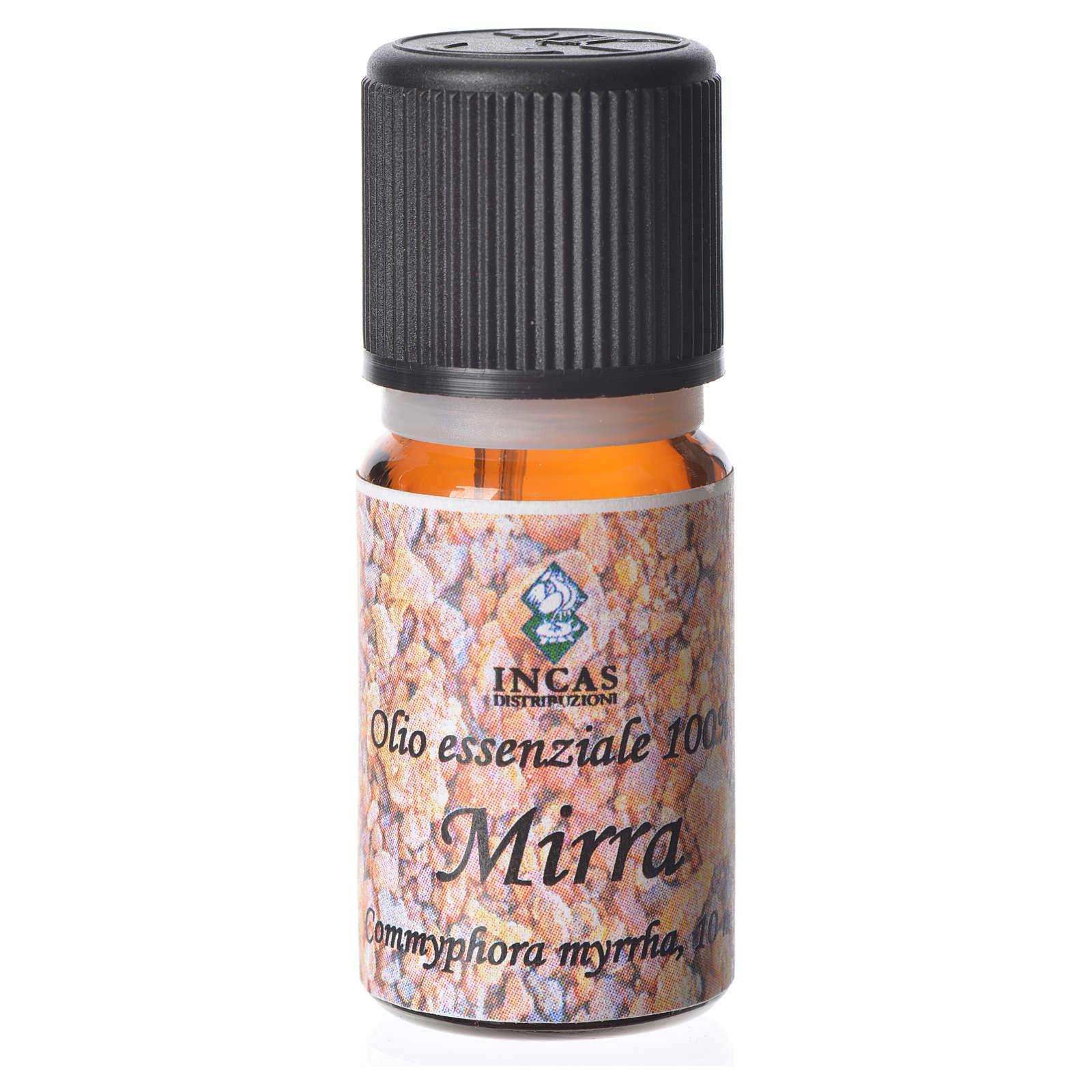 Huile essentielle Myrrhe pure à 100%