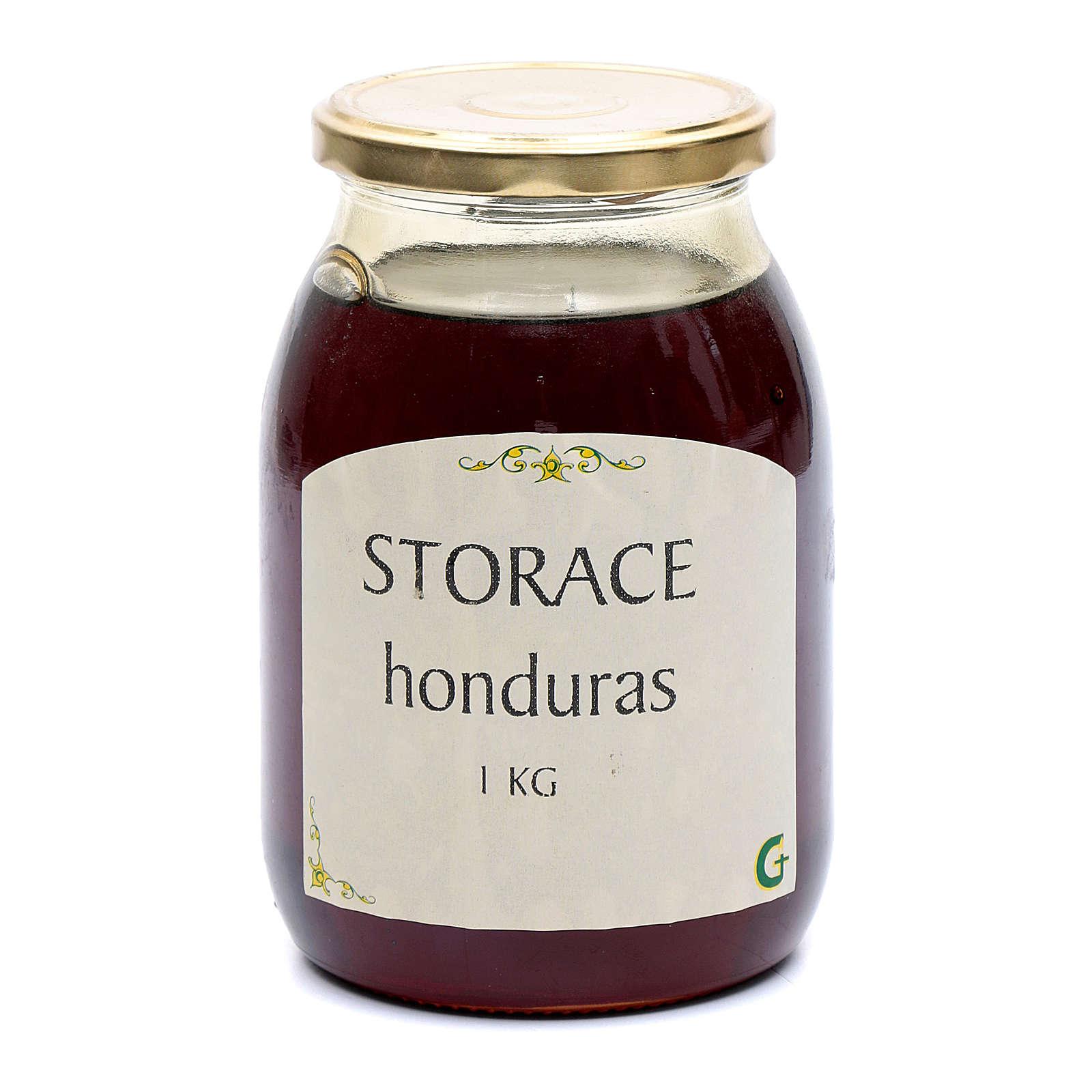 Styrax Liquide Honduras 1 kg