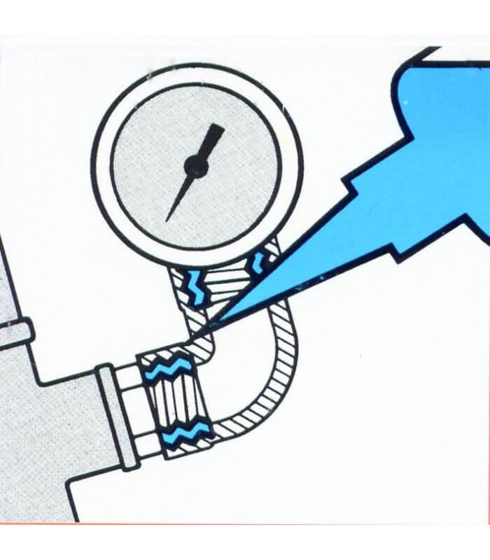 HP Concept Produit d'étancheité pour filetage - flacon 50 ml