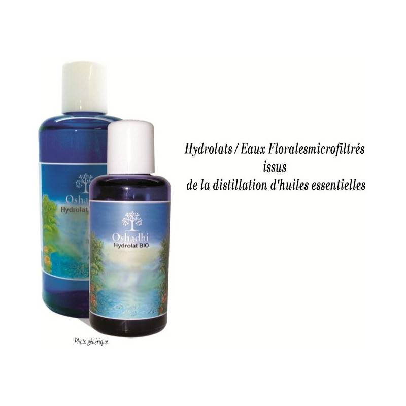 Oshadhi Eau florale Tea-tree - Melaleuca alternifolia - Sauvage Bio