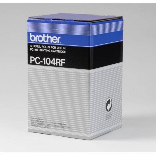 Brother ORIGINAL Brother PC104RF - Rouleau transfert thermique