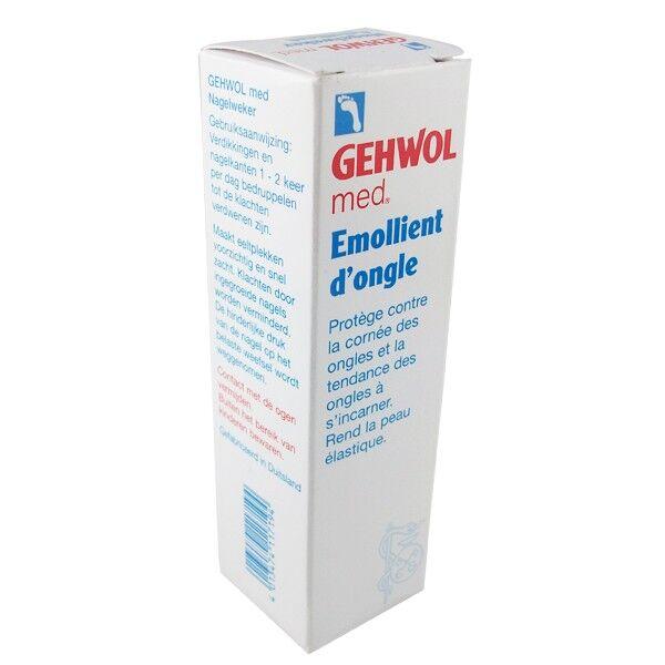 Gehwol Émollient Ongles 15ml – Assouplissant et protecteur