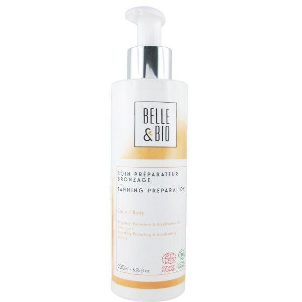 Belle et Bio Soin préparateur bronzage 200 ml - Active le bronzage