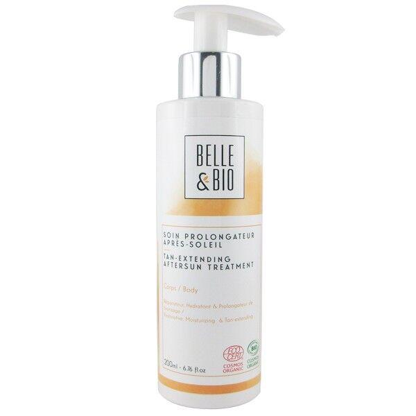 Belle et Bio Soin prolongateur après-soleil 200 ml – Intensifie le bronzage