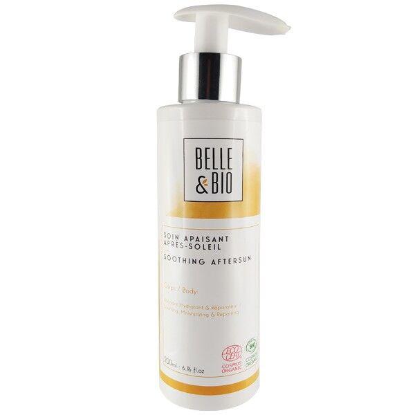 Belle et Bio Soin apaisant après-soleil 200ml – Hydrate et répare