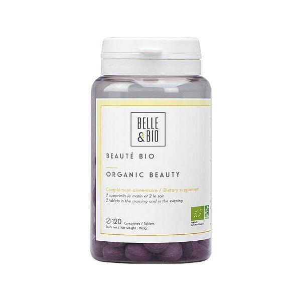 Belle et Bio Beauté 120 comprimés - Préparation Bronzage