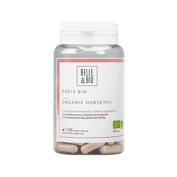 Belle et Bio Prêle Bio 120 gélules - Soulage les articulations