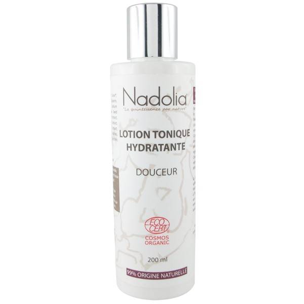 Nadolia Lotion Tonique Hydratante Bio 200 ml - Douceur*