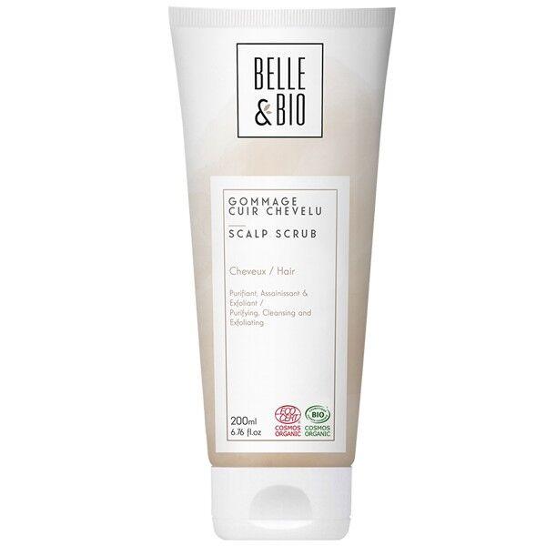 Belle et Bio Gommage cuir chevelu 200ml - Purifiant et assainissant