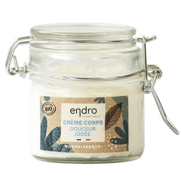 Endro Cosmétiques Crème Corps Bio Hydratante 100 ml - Douceur Iodée