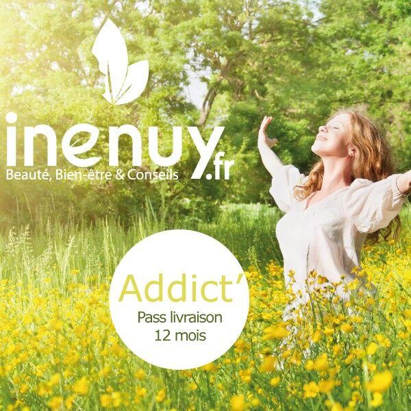 Addict' - Pass livraison 12 mois
